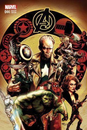 Avengers #44  (Harris Variant)