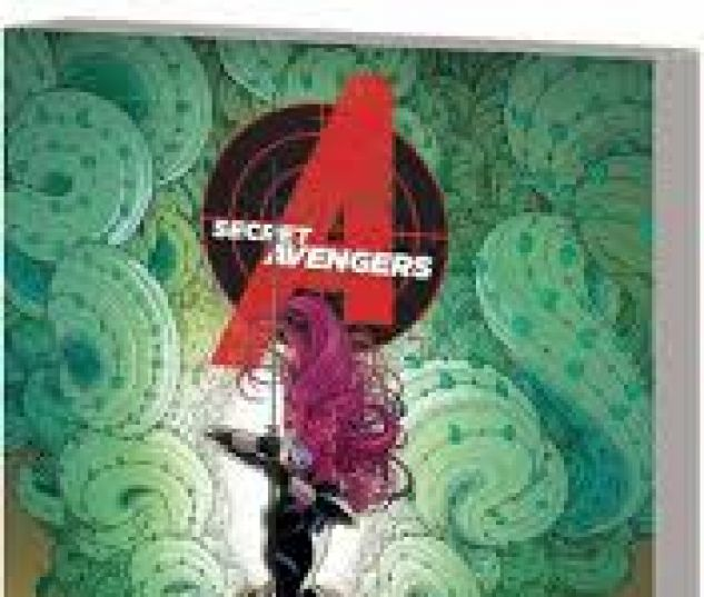 Secret Avengers Vol. 3: God Level cover