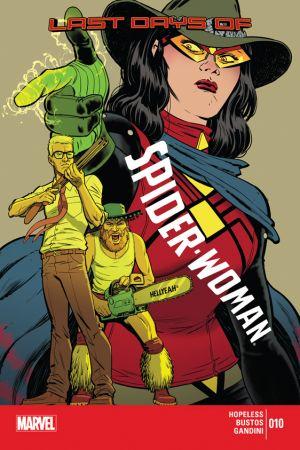 Spider-Woman (2014) #10