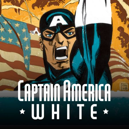 Captain America: White (2015)
