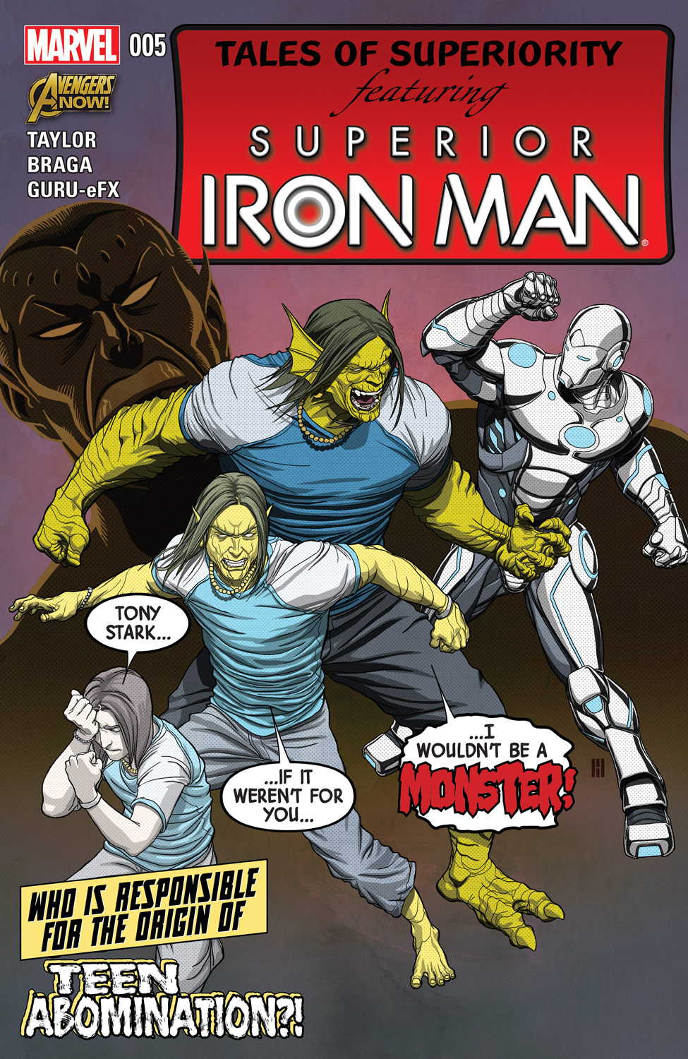 Superior Iron Man (2014) #5