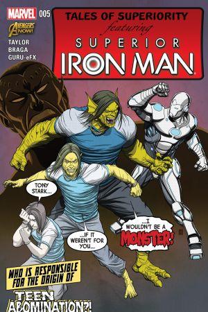 Superior Iron Man (2014) #5