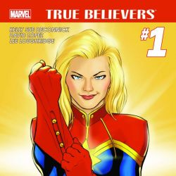True Believers: Captain Marvel (2015 - Present)
