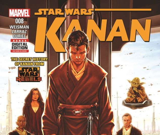 Kanan - The Last Padawan (2015) #8