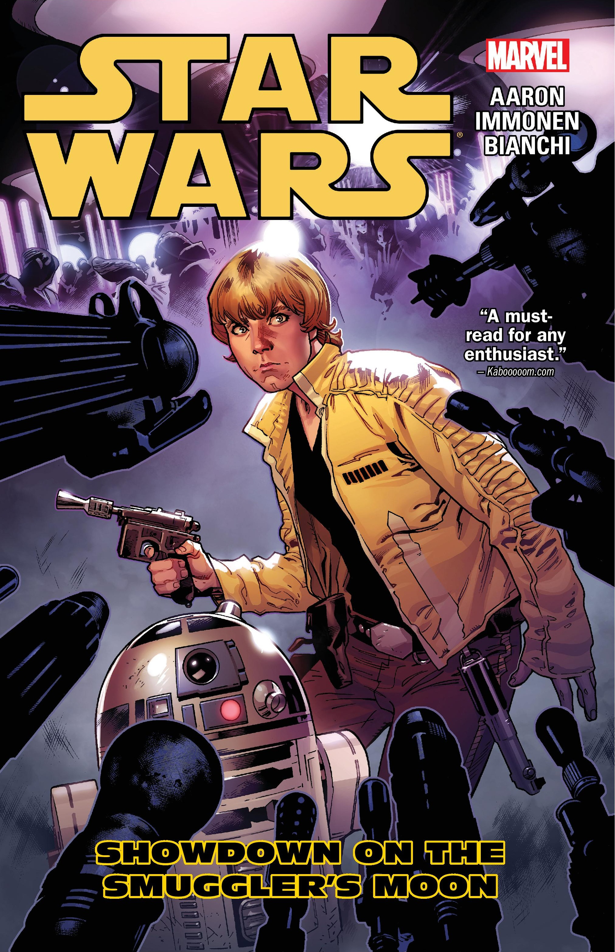 Star Wars Vol. 2: Showdown on the Smuggler's Moon (Trade Paperback)