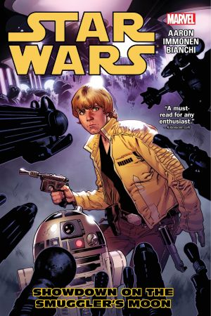 STAR WARS VOL. 2: SHOWDOWN ON THE SMUGGLER'S MOON TPB (Trade Paperback)