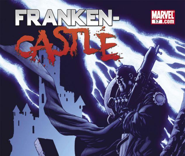 Frankencastle #17 (2010)