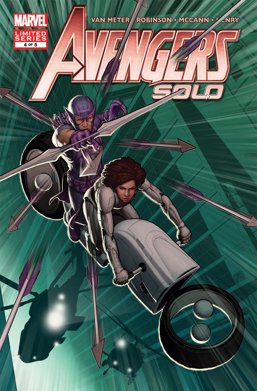 Avengers: Solo (2011) #4