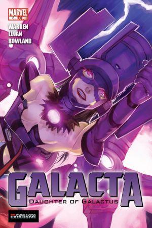 Galacta: Daughter of Galactus (2010) #3