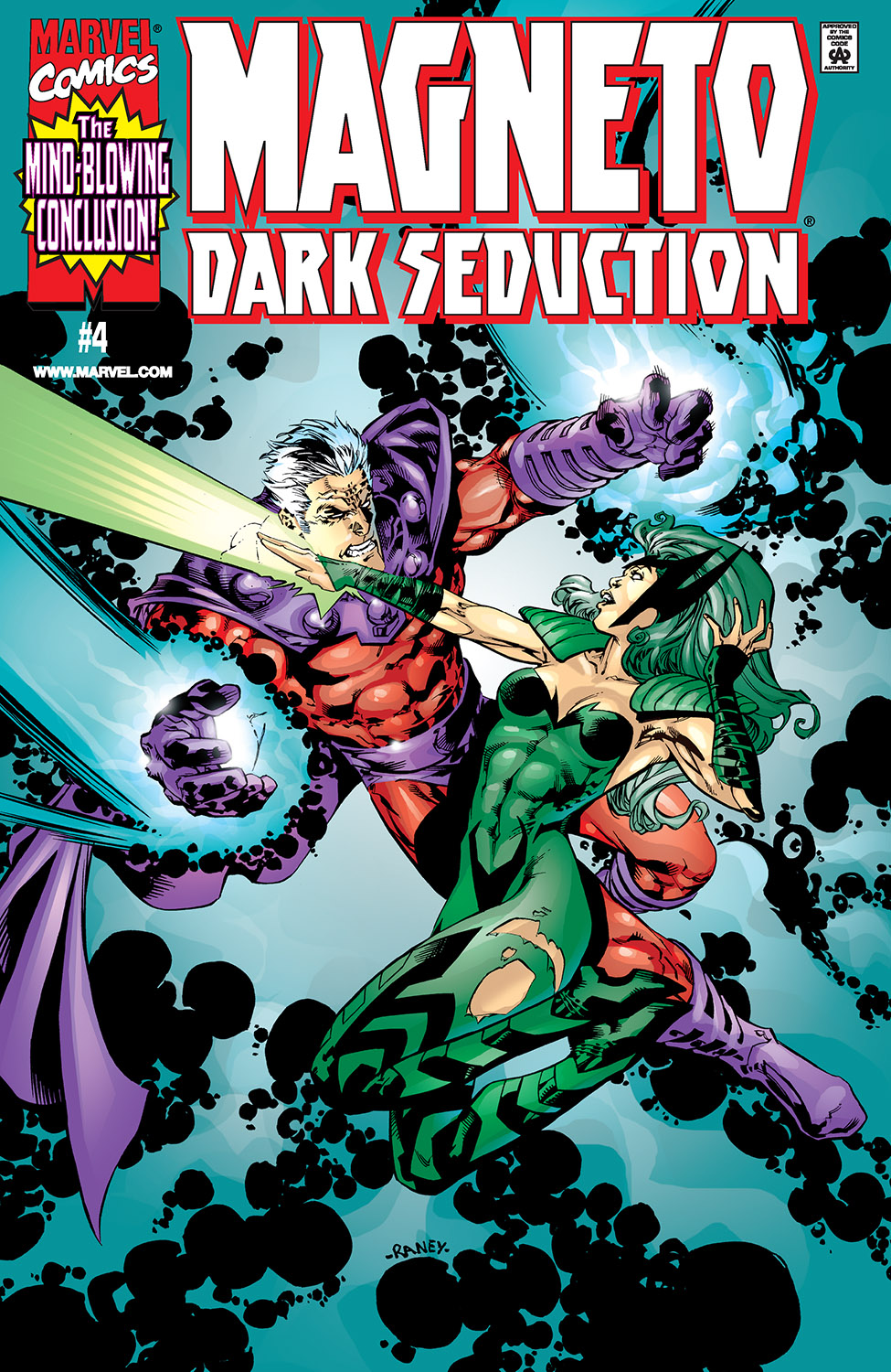 Magneto: Dark Seduction (2000) #4