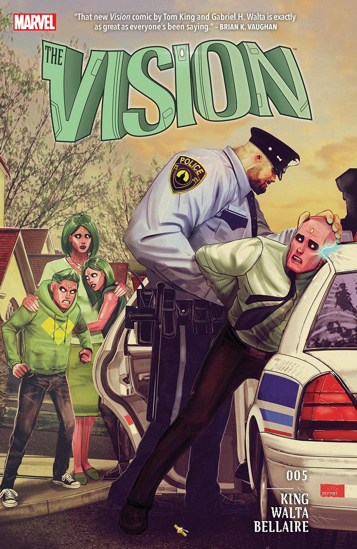 Vision (2015) #5