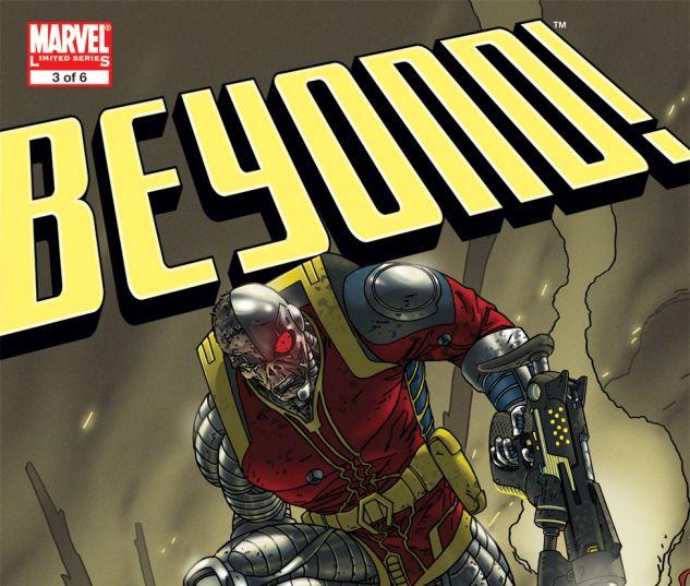 Beyond! (2006) #3