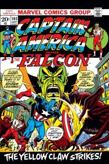 Captain America (1968) #165