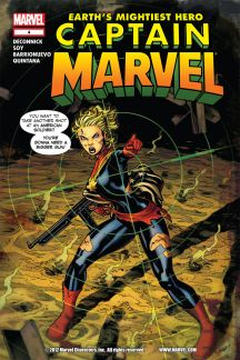 Captain Marvel (2012) #4