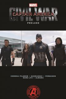 Marvel's Captain America: Civil War Prelude (Trade Paperback)