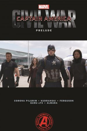 Marvel's Captain America: Civil War Prelude (Trade Paperback)