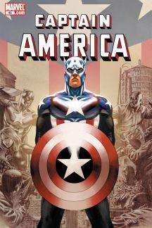 Captain America (2004) #45