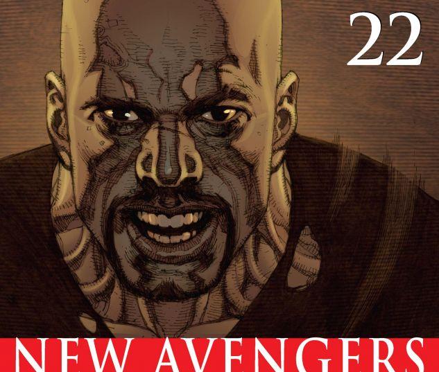 New Avengers (2004) #22