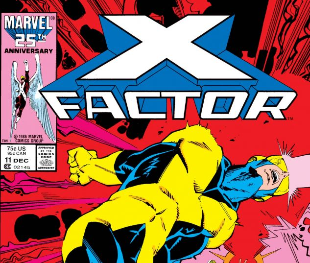 X-Factor (1986) #11