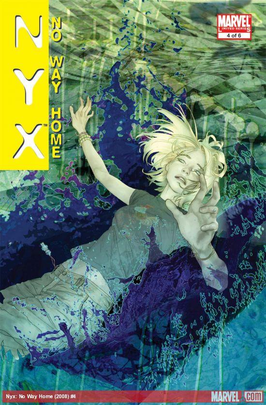 NYX: No Way Home (2008) #4