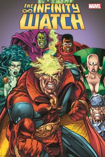 Infinity Watch Vol. 2 (Trade Paperback)