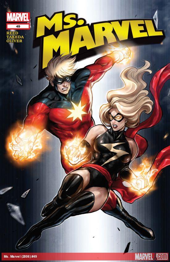 Ms. Marvel (2006) #49