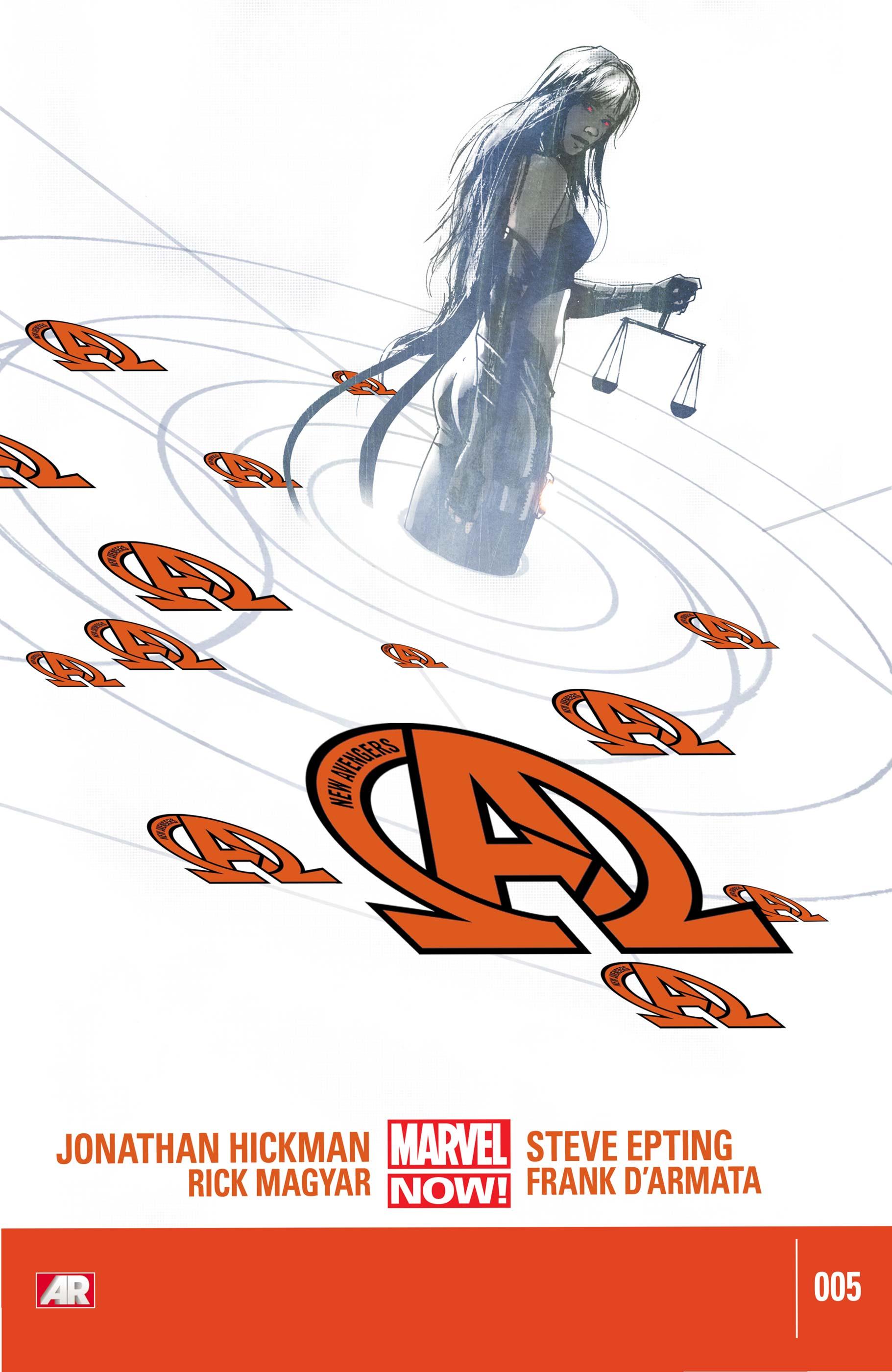New Avengers (2013) #5