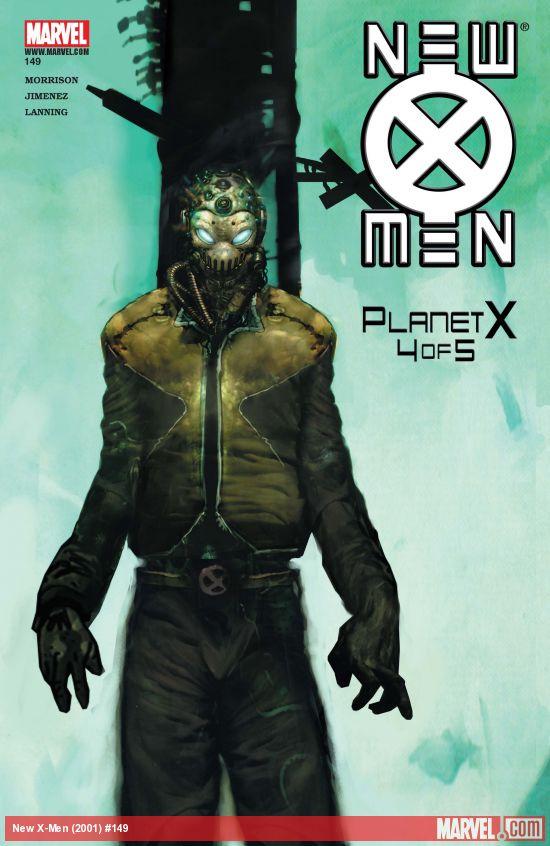 New X-Men (2001) #149
