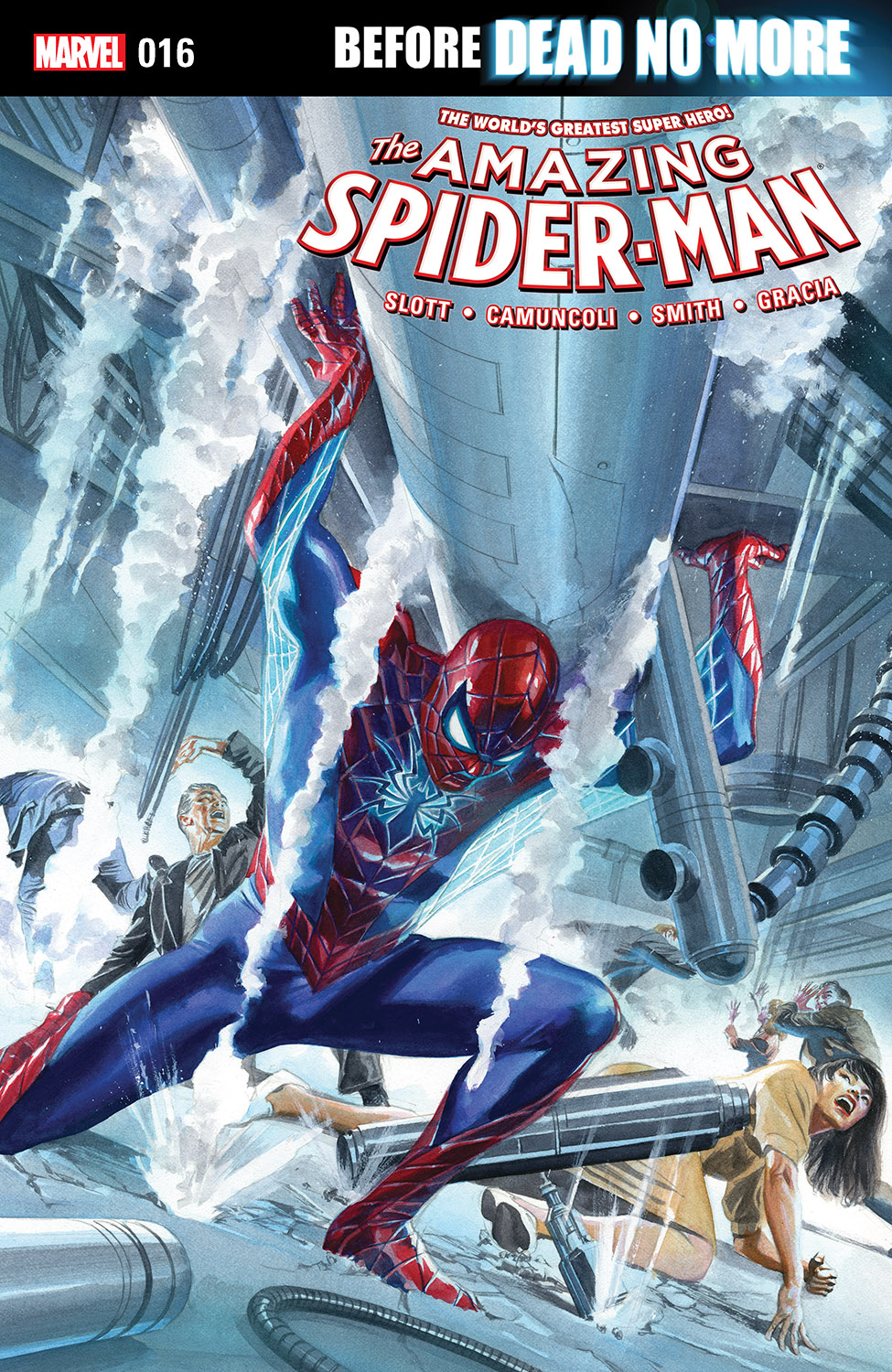 The Amazing Spider-Man (2015) #16