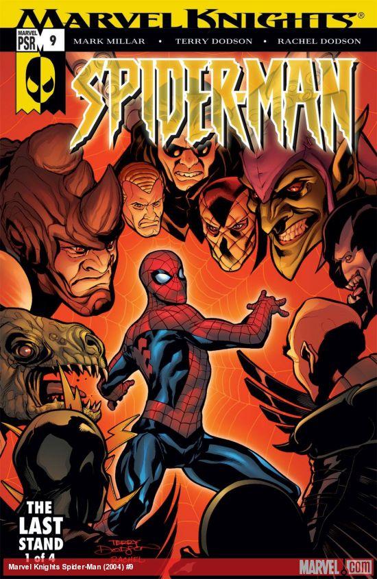 Marvel Knights Spider-Man (2004) #9