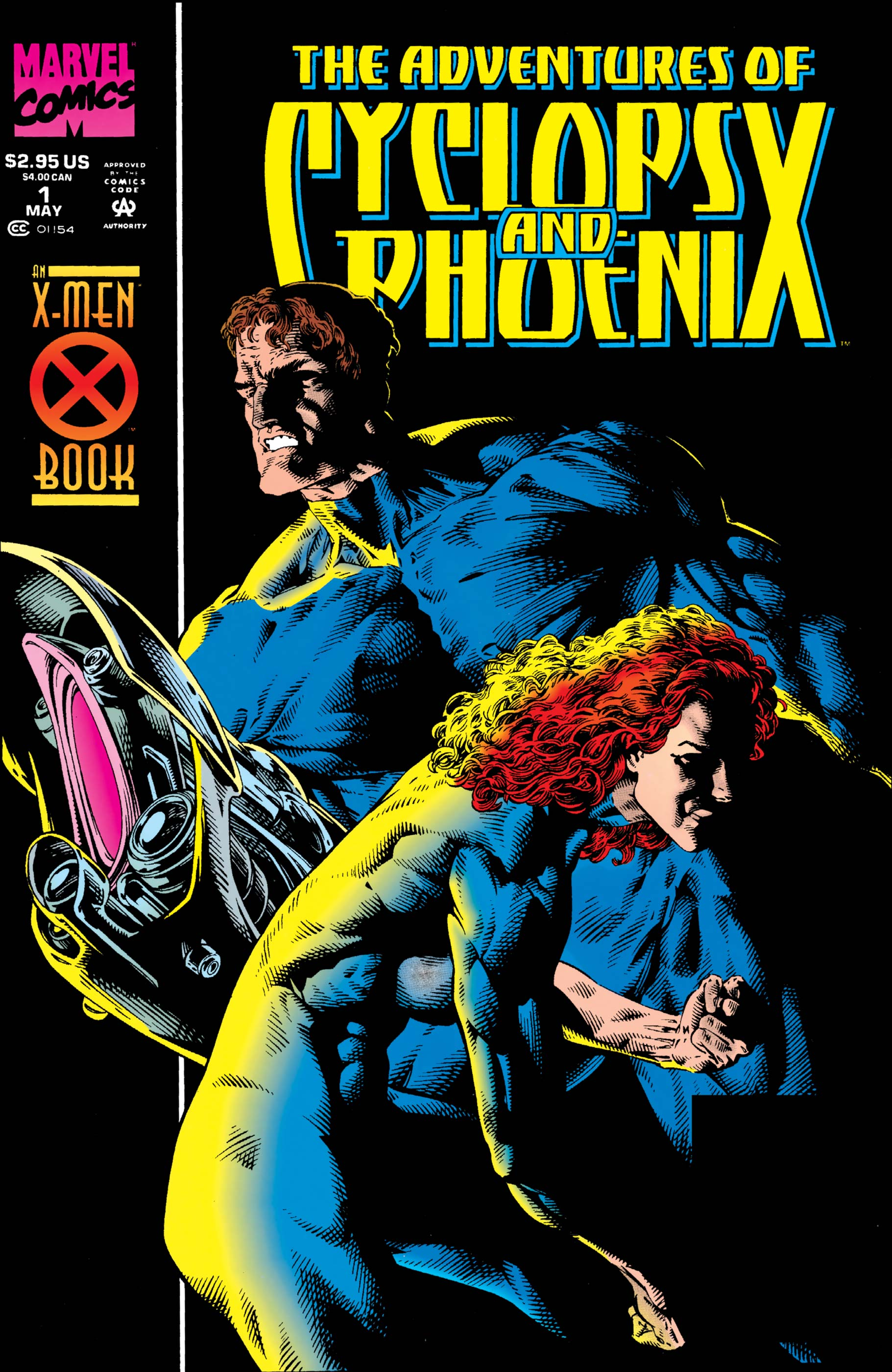 Adventures of Cyclops & Phoenix (1994) #1