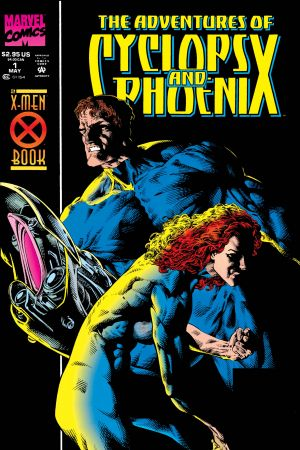 Adventures of Cyclops & Phoenix #1