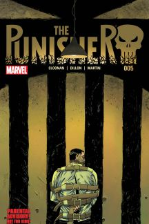 The Punisher (2016) #5