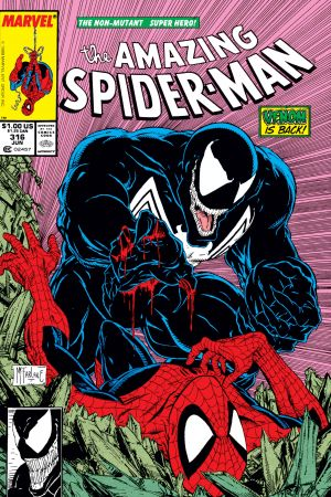 The Amazing Spider-Man #316