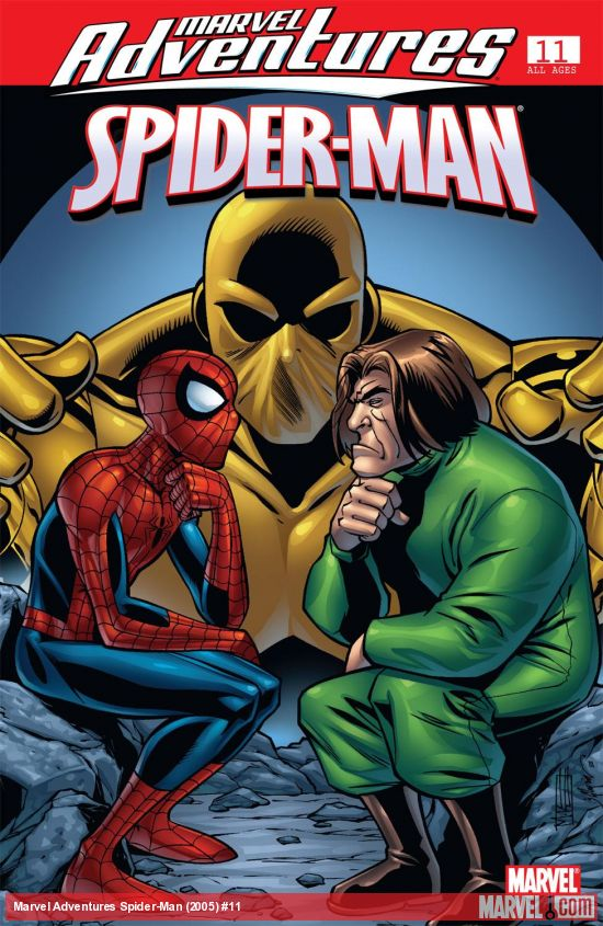 Marvel Adventures Spider-Man (2005) #11