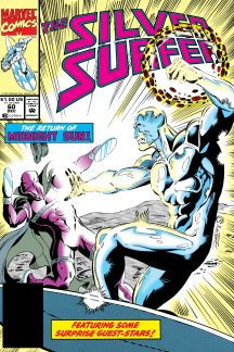 Silver Surfer #60