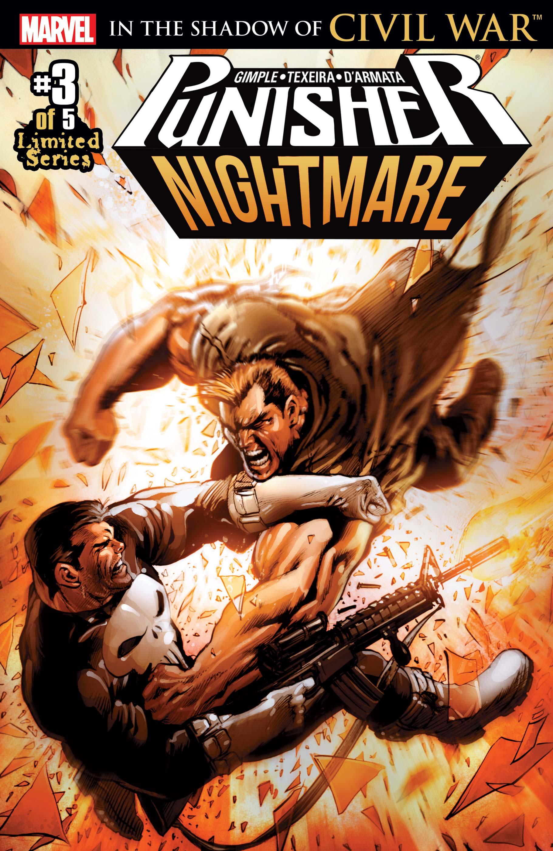 Punisher: Nightmare (2013) #3