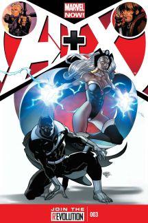 A+X (2012) #3