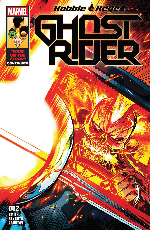 Ghost Rider (2016) #2