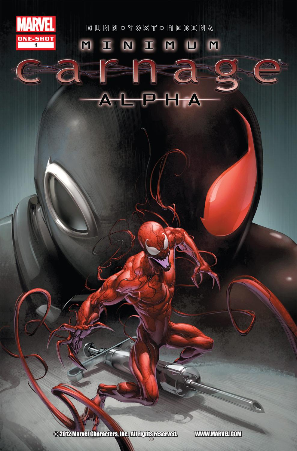 Minimum Carnage: Alpha (2012) #1