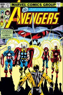 Avengers (1963) #217