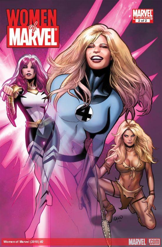 Women of Marvel (2010) #2