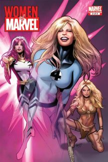 Women of Marvel #2