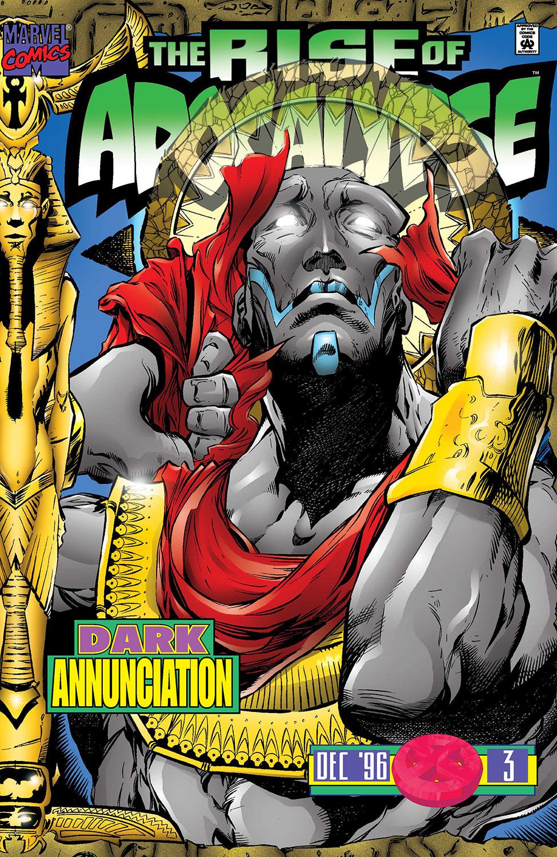 Rise of Apocalypse (1996) #3