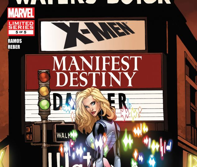 X-Men: Manifest Destiny (2008) #5