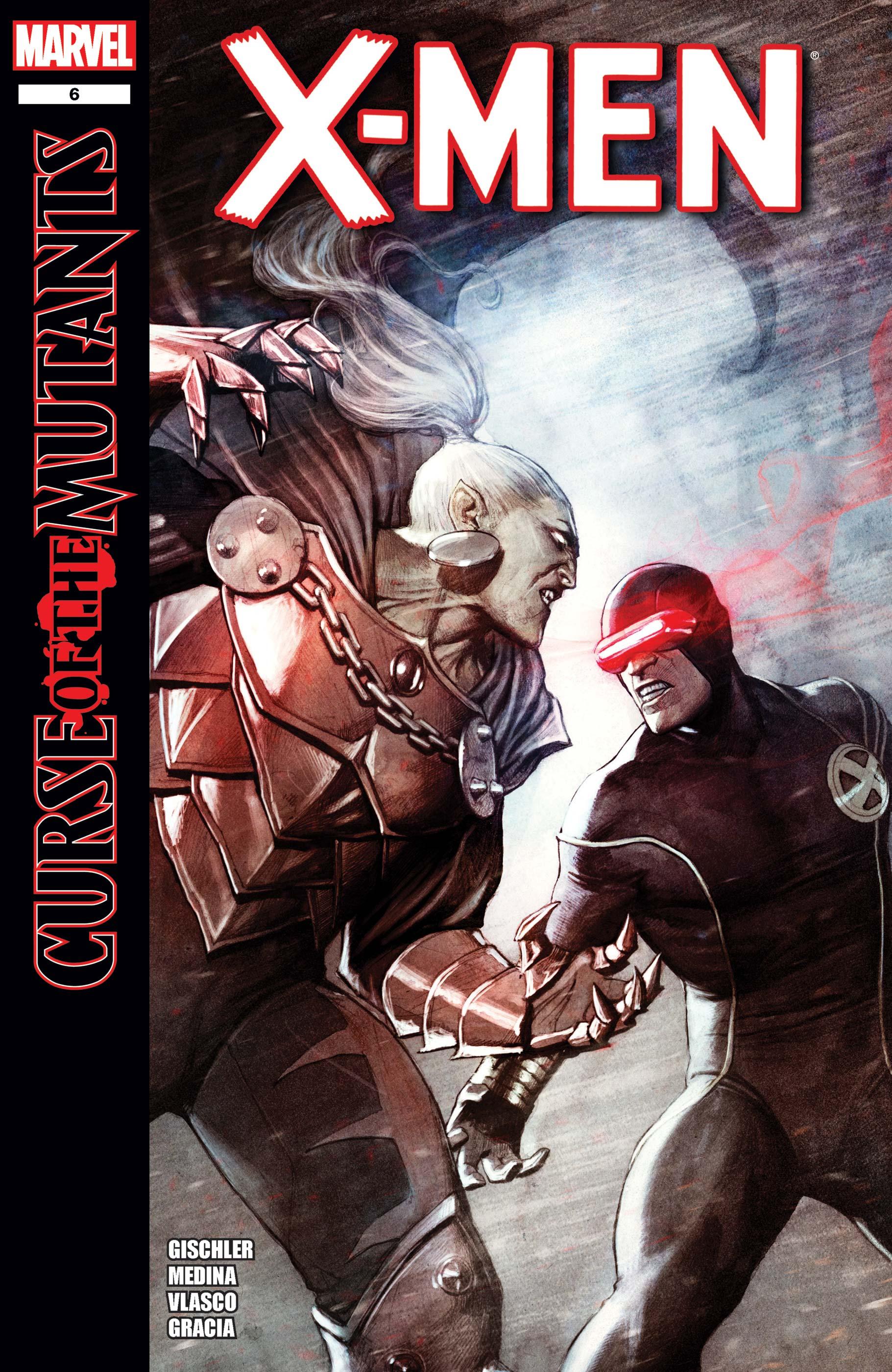 X-Men (2010) #6