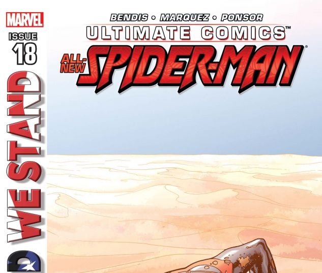 ULTIMATE COMICS SPIDER-MAN (2011) #18