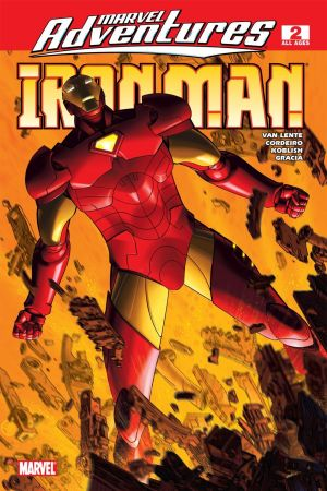 Marvel Adventures Iron Man #2