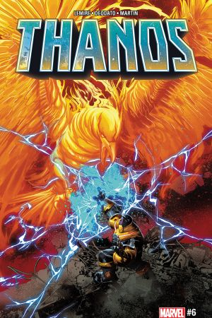Thanos (2016) #6