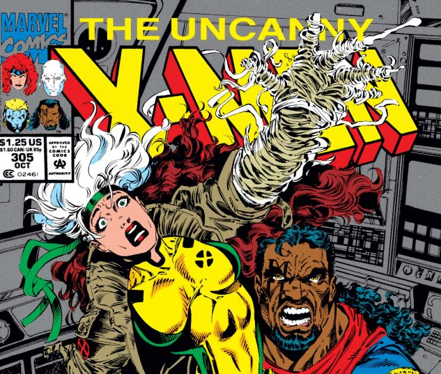 Uncanny X-Men (1963) #305